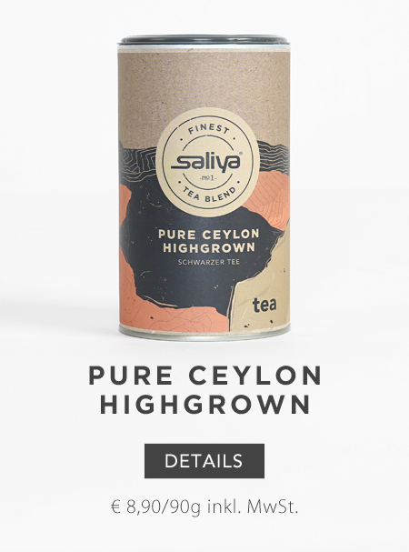 Pure Ceylon Highgrown -Tee