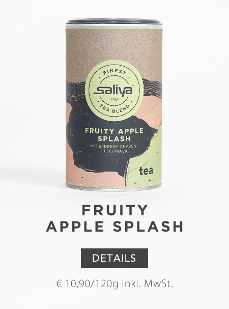 Fruity Apple Splash